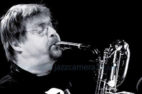 John Surman at the CBSO Centre - BJ-surman-john